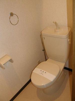 プリーマ赤坂(1K) トイレ