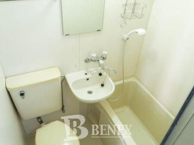 サンライズ新宿の洗面所です