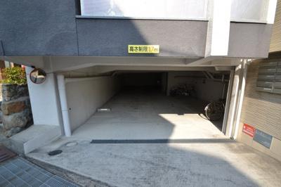 【駐車場】ときわ六甲レクラン