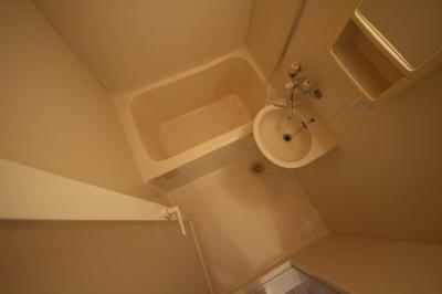 【浴室】ラムールイワヤ