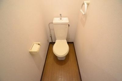 【トイレ】ロイヤルコート六甲