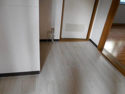 【キッチン】パークサイド常盤台