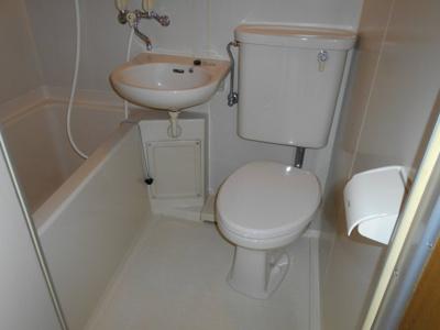 【浴室】パークサイド常盤台
