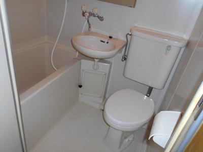 【トイレ】パークサイド常盤台