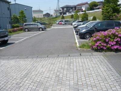 【駐車場】サンハーモニー大和田A
