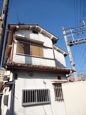 【外観】駅前オール電化 戸建賃貸