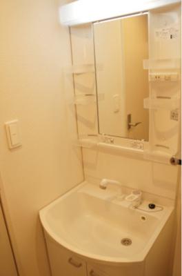 リブリ・ホープフルの独立洗面台