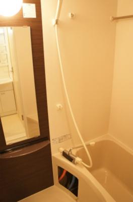 リブリ・ホープフルの浴室