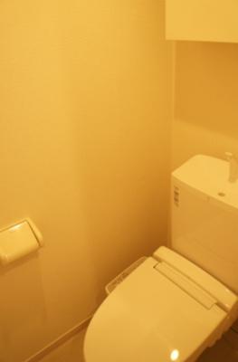 リブリ・ホープフルのトイレ