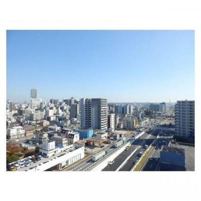 レクセルシティ千葉の眺望