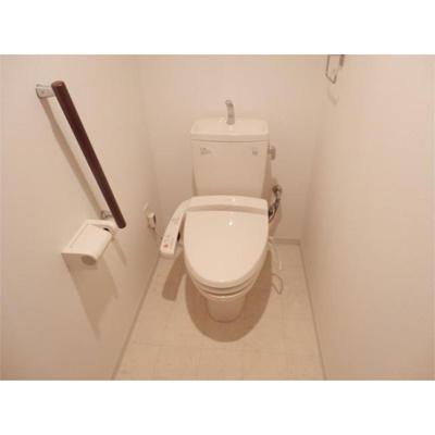 レクセルシティ千葉のトイレ
