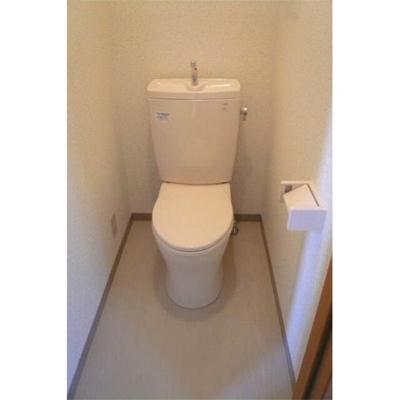 ユタカハイムのトイレ