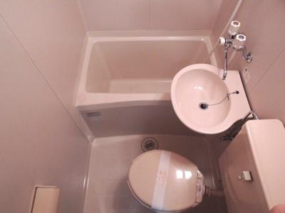 【浴室】サンガーデン山科