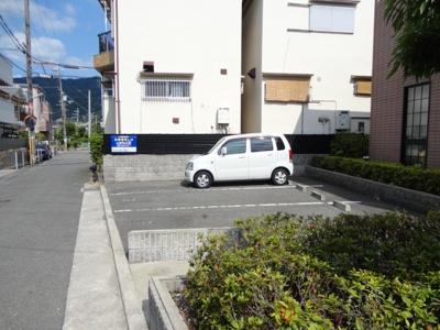 【駐車場】高安