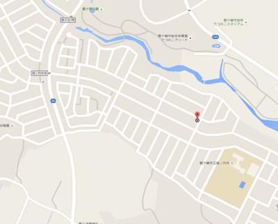 【地図】寺崎駐車場