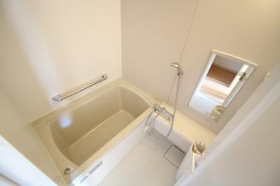 【浴室】ハイツカサブランカ