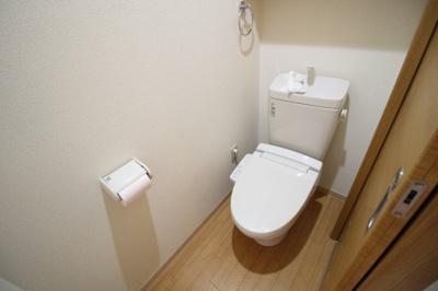 【トイレ】ハイツカサブランカ
