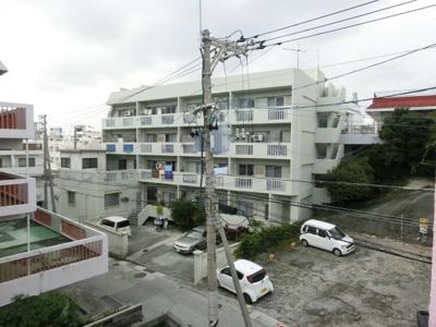 【バルコニー】文化アパート