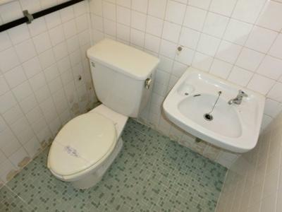 【トイレ】文化アパート