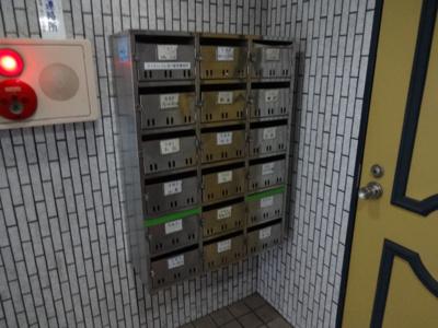 マイキャッスル浅川 メールボックス