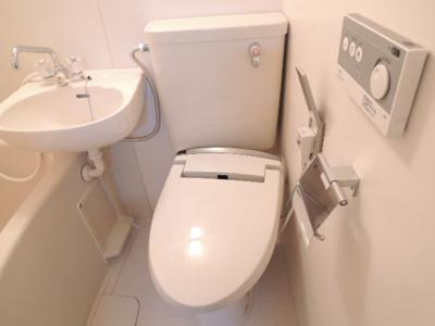【トイレ】ハイム背戸口