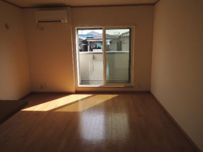 【居間・リビング】Sun-Ji-House