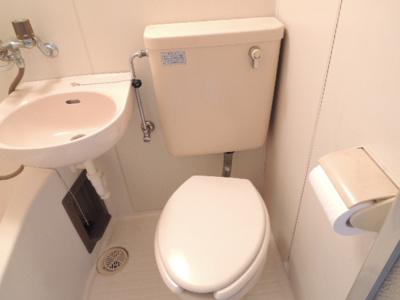 【トイレ】コーポシャルマン