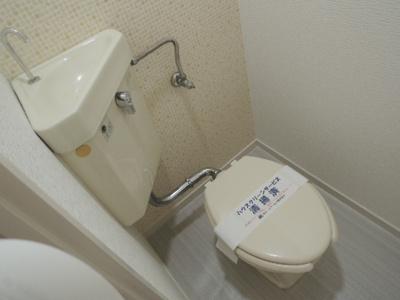 【トイレ】プリンスヴィラ八千代