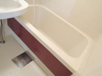 【浴室】プリンスヴィラ八千代