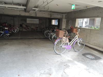 【駐車場】プリンスヴィラ八千代