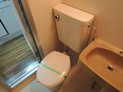 【トイレ】フローララポルテ
