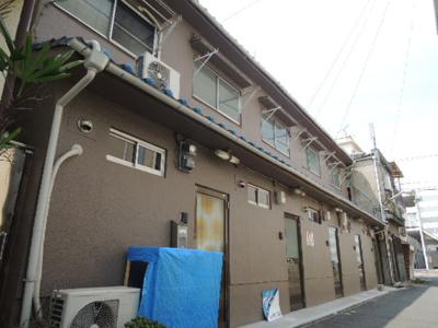 【外観】住道矢田1丁目テラスハウス