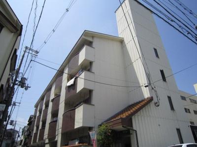【外観】平野フラワーハイツ