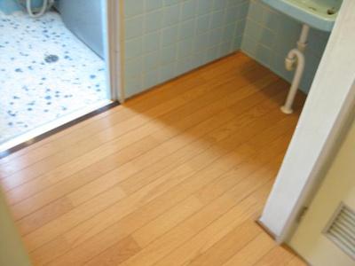【浴室】兼松マンション
