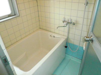 【浴室】エースマンションB棟