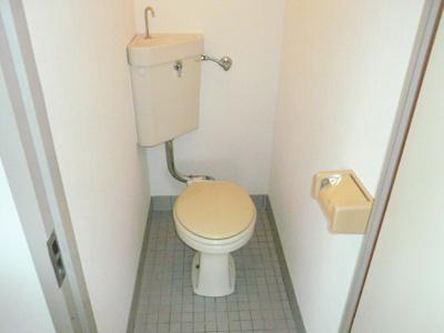 【トイレ】エースマンションB棟