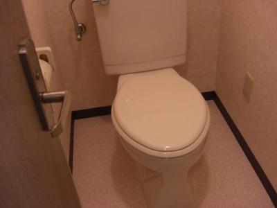 【トイレ】種村マンション5番館