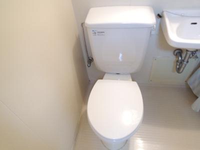【トイレ】シャトー背戸口