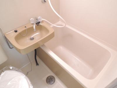 【浴室】駒川エンヴィハイツ