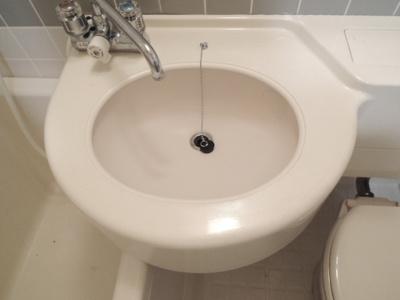 【独立洗面台】ヤングビレッジ平野