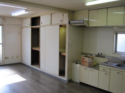 【キッチン】白鳥ビル