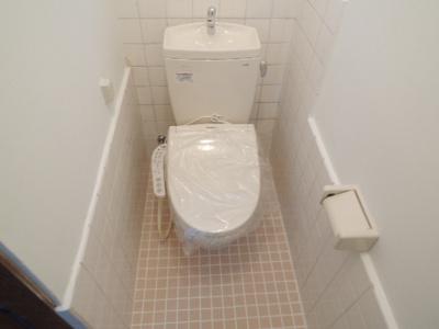 【トイレ】旭園アパート
