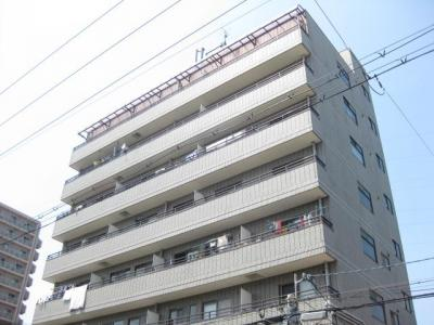 【外観】ニッコープラザ平野