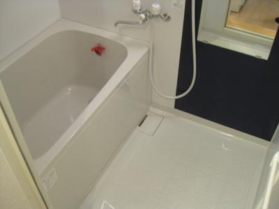 【浴室】西池マンション