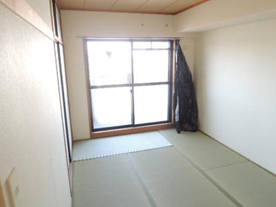【和室】サンマール平野