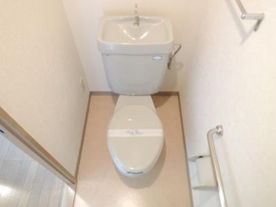 【トイレ】サンマール平野