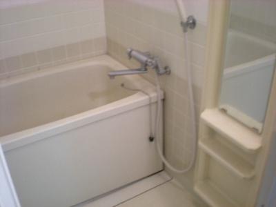 【浴室】ピカソ平野