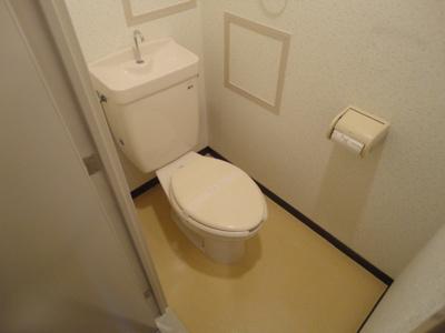 【トイレ】クロスウェイ平野