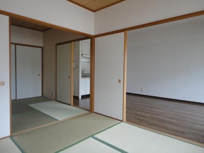 【和室】クロスウェイ平野