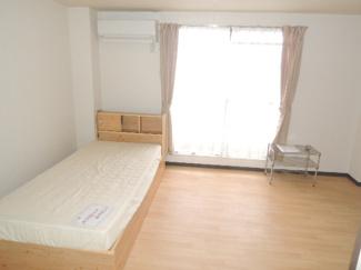 【寝室】ミタカホーム7番